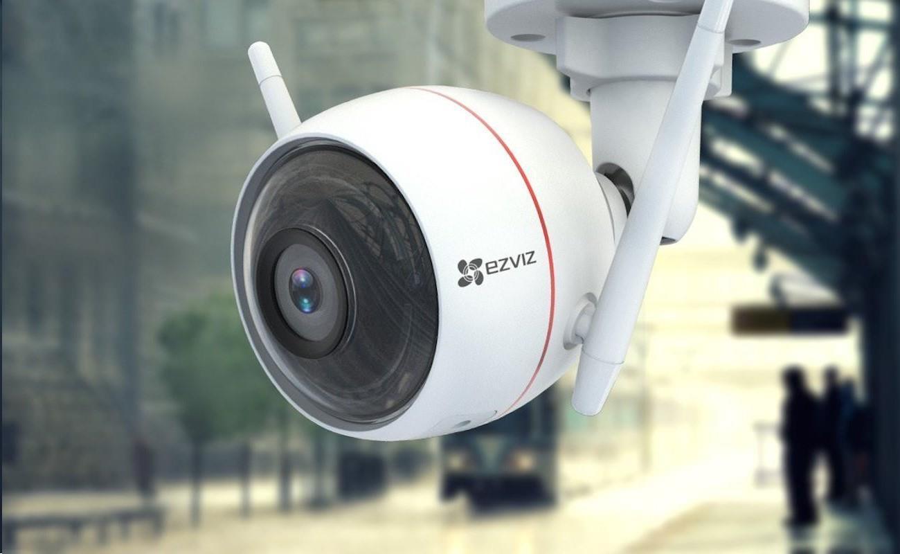 EZVIZ CS-CV310-A0-3B1WFR WiFi 720P HD Outdoor Camera