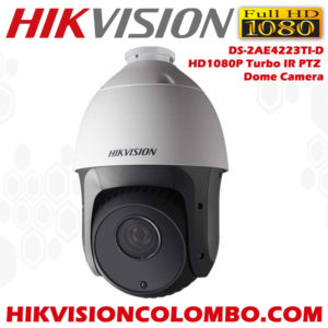 DS-2AE4223TI-D ptz camera hikvision hd1080p images