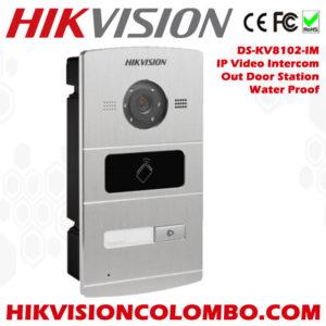 DS-KV8102-IM sri lanka hikvision