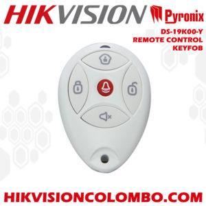 DS-19K00-Y-hikvision alarm remote