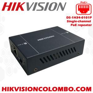 DS-1H34-0101P single port poe repeater