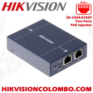 DS-1H34-0102P poe repeater hikvision