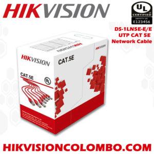 DS-1LN5E-E-cat-5e-utp-network-cable hikvision sri lanka best price from hikvisioncolombo.com