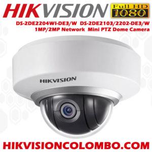 DS-2DE2204WI-DE3W sri lanka sale hikvision ptz camera