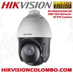 DS-2DE4225IW-DE hikvision ptz camera ip camera network camera best price in sri lanka