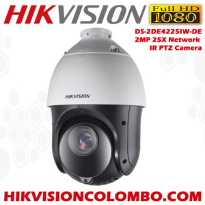 DS-2DE4225IW-DE hikvision ptz camera ip camera network camera best price in sri lanka