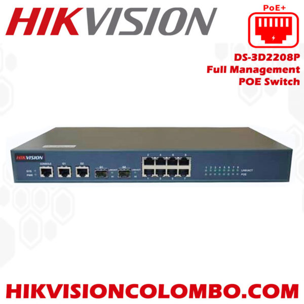 DS-3D2208P SRI LANKA SALE HIKVISION