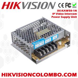 DS-KAW50-1N power supply unit hikvision sri lanka