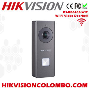 DS-KB6403-WIP wifi video door phone sri lanka buy best place in sri lanka hikvision agent