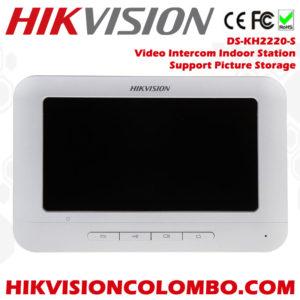 DS-KH2220-S in sri lanka sale hikvision