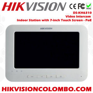 DS-KH6310-Video-Intercom-Indoor-Station-with-7-inch-Touch-Screen