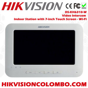 DS-KH6310-W-wifi-Video-Intercom-Indoor-Station-with-7-inch-Touch-Screen