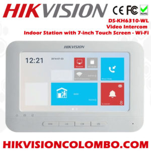 DS-KH6310-WL-Video-Intercom-Indoor-Station-with-7-inch-Touch-Screen-sri-lanka