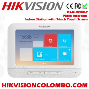 DS-KH8300-T-Video-Intercom-Indoor-Station-with-7-inch-Touch-Screen