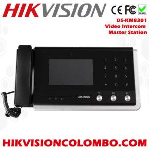 DS-KM8301-Video-Intercom-Master-Station