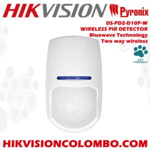 DS-PD2-D10P-W hikvision pir sri lanka