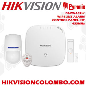 DS-PWA32-K wireless alarm system control panel hikvision
