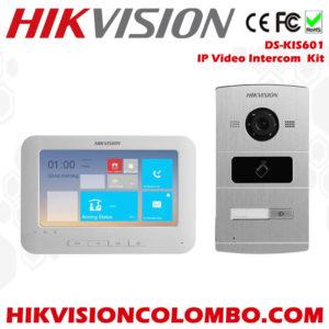 Hikvision-DS-KIS601-IP-Video-Intercom-Kit-in-Sri-Lanka