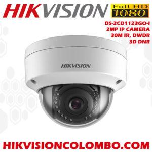 DS-2CD1123GO-I in sri lanka hikvision cctv