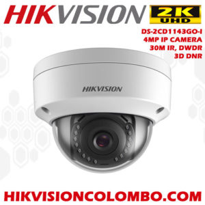 DS-2CD1143GO-I hikvision sri lanka ip network camera