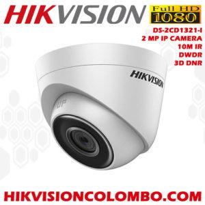 DS-2CD1321-I hikvision dome ip camera sri lanka