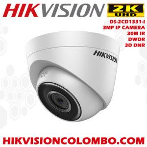 DS-2CD1331-I 3mp dome camera sri lanka