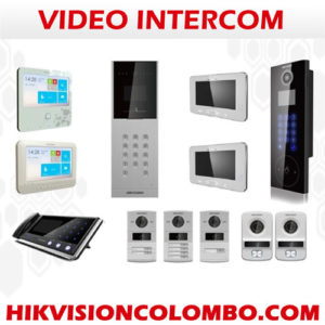 HIKVISION VIDEO INTERCOM