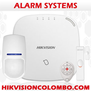 HIKVISION ALARM SYSTEMS