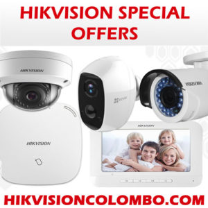HIKVISION COLOMBO SPECIAL OFFERS