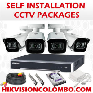 HIKVISION SELF INSTALLATION CCTV PACKAGES