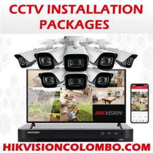 HIKVISION CCTV INSTALLATION PACKAGES