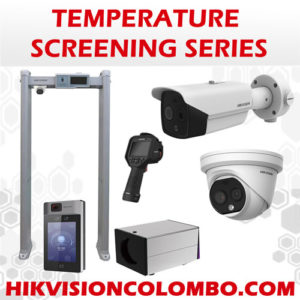 Temperature Screening Thermographic Camera