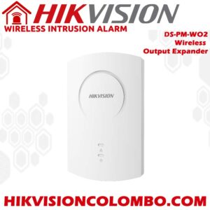 wireless Output-Expander-DS-PM-WO2 hikvision sri lanka best price place
