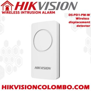 WIRELESS-DISPLACEMENT-DETECTOR--DS-PD1-PM-W hikvision sri lanka best price