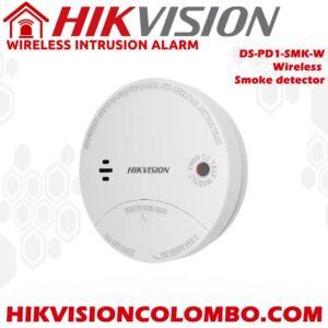smoke-detector-DS-PD1-SMK-W Wireless smoke detector