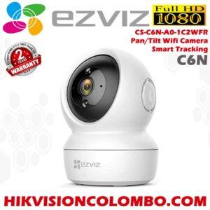 Ezviz, CS-C6N-A0-1C2WFR, Smart Wi-Fi Pan & Tilt, 1080P Camera ,Sale Sri Lanka, Best Price, 2 Years Warranty, c6n, 2 way audio wifi camera, cctv wireless camera, cctv indoor camera, baby monitoring camera