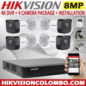 hikvision-4k-DVR-with-8mp-4-cctv-camera--price-with-installation-sri-lanka