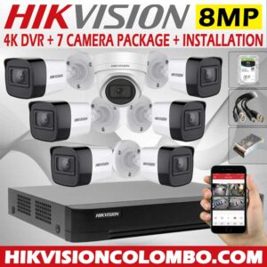 hikvision-4k-DVR-with-8mp-7-cctv-camera--price-with-installation-sri-lanka