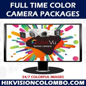 Full Time Color CCTV Systems - ColorVU